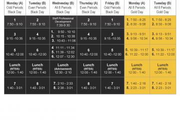 HS Hybrid #2 Schedule (12 14 20 1 15 21) Page 1