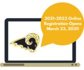 Online Registration Opening March 23