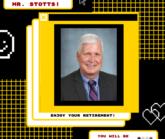 Retirement Congrats Stotts
