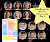 SEP 2021 Homecoming Court!