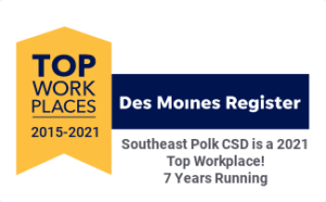 Top Workplace 7 Years Running Logo